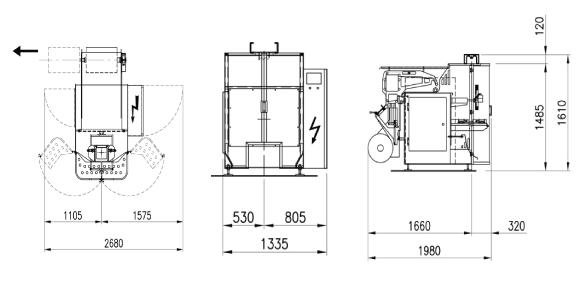 MX 600 Quad Pack, Target Packaging System Ltd.