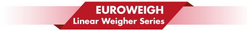 Euroweigh Linear Weigher Series